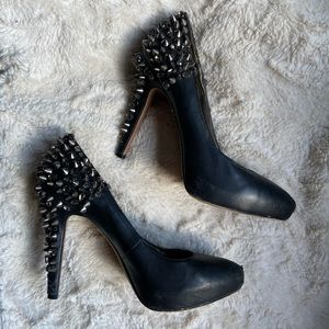 Sam Edelman spike and jewel heel